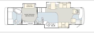100 motor home floor plans mcm design custom motorhome