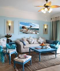 interior mediterranean style small apartment living room decor