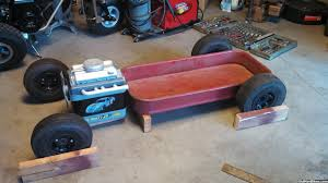 Radio Flyer Wagons Used How To Tell Age Hotrod Pull Wagon Build