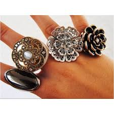 big fashion rings images 20 best big rings i love these images chunky jpg
