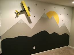 january 2017 sincerely the smith s step by step mountain wall mural