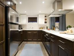 gorgeous two tone kitchen cabinets optimizing home decor ideas two
