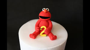 elmo cake topper how to make an elmo cake topper
