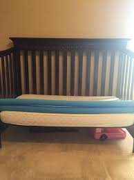 When Do You Convert Crib To Toddler Bed by What Do You Do When You Lose The Crucial Part To Convert A Crib To