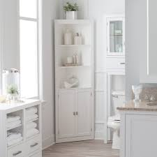 White Linen Cabinets For Bathroom Bathroom Linen Cabinet