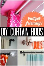 Curtain Hanging Hardware Decorating with 217 Best Diy Images On Pinterest Diy Good Ideas And Sew