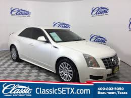 used 2012 cadillac cts used one owner 2012 cadillac cts luxury beaumont tx kia