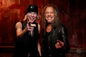 kirk hammett to jam with his idol michael schenker on that metal