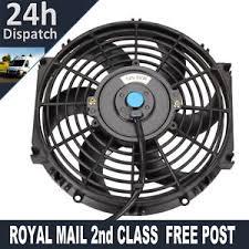 10 inch radiator fan 10inch 10 12v universal electric intercooler radiator fan