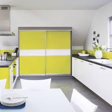 meuble cuisine vert pomme meuble cuisine vert
