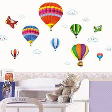 removable vinyl wall stickers diy airplane and air