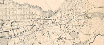 Chinatown Los Angeles Map by Field Of Dreams The Cornfield Throughout Los Angeles History Kcet