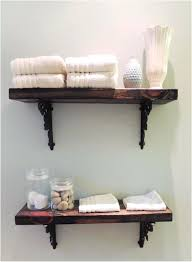 rustic wall shelf for bathroom with rustic wall shelves