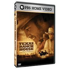 Texas Ranch House Texas Ranch House Dvd 2pk Shop Pbs Org