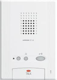 aiphone gt 1a audio only tenant station for gt series intercom