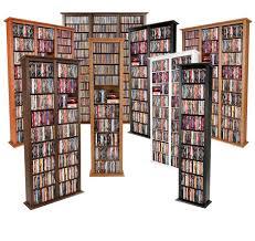 Media Storage Shelves by Venture Horizon Media Storage Towers Tall 76