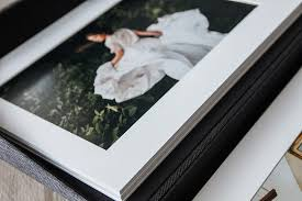 8 x 10 photo album 8x10 professional linen photo portfolio box design aglow