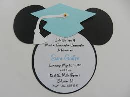 unique graduation party ideas creations by ann mickey mouse