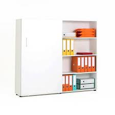 armoir bureau armoire de bureau avec porte coulissante en bois bd mobilier
