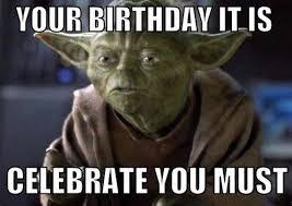 Star Wars Birthday Memes - star wars birthday memes wishesgreeting