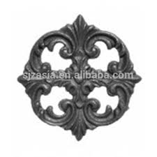 cast iron ornament decorative parts for fence gates buy cast