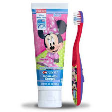 oral pro health stages manual toothbrush featuring disney minnie