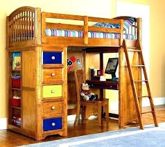 Bunk Beds With Dresser Desk Loft Bed Dresser Combo Cool Bunk Beds With And Stairs
