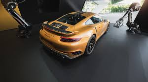 porsche turbo logo the exceptional 911 turbo s exclusive series dr ing h c f