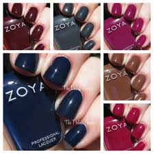 the polishaholic zoya fall 2014 entice collection swatches u0026 review