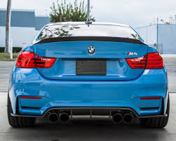 Bmw M3 2015 - agency power aeroform carbon fiber rear diffuser bmw f82 f80 m4 m3