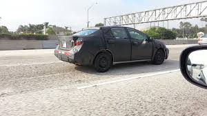 lexus wheels on corolla exclusive next lexus is and corolla caught testing in