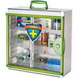Portable Medicine Cabinet Amazon Com Useful Family Medicine Chest Portable Locker Metal