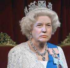 Queen Of England Meme - someone is photoshopping trump s face on the queen and the results