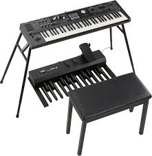 Keyboard Stand And Bench Roland V Combo Vr 09 Live Performance Keyboard