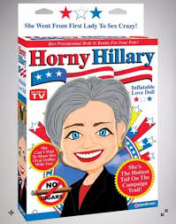 Blow Up Doll Meme - 7 terrible right wing anti hillary products comedy lists