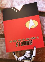 nerdy s day cards 131 best trek images on trekking sci fi and