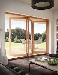 Wooden Bifold Patio Doors The Design Ideas For Patio Doors With Windows U2013 Patio Doors With