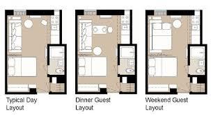 Tiny Apartment Floor Plans 5 Smart Studio Apartment Layouts Stools Studio Apartment Layout