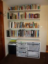 bedroom bedroom shelving ideas on the wall office wall shelving
