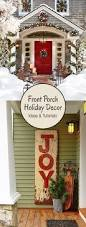 Tasteful Outdoor Christmas Decorations - best 25 christmas front doors ideas on pinterest front door