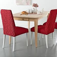 housses de chaises extensibles housse chaise bi extensible blancheporte