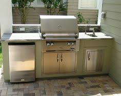 ideas for outdoor kitchens cook outside this summer 11 inspiring outdoor kitchens clever