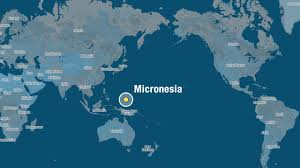 Micronesia Map Total Solar Eclipse Special Coverage From Abc7 Abc7news Com