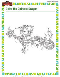 color chinese dragon u2013 dragon coloring pages free u2013