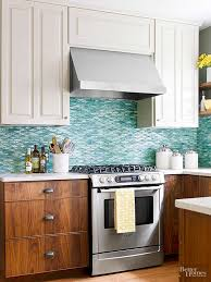 mixing kitchen cabinet materials