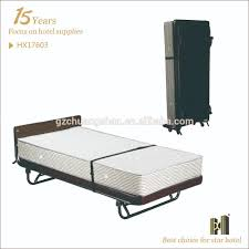 Collapsible Bed Frame Hotel Extra Bed Folding Bed Hotel Extra Bed Folding Bed Suppliers