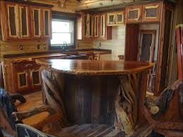 kitchen round kitchen table log cabin furniture rustic dining