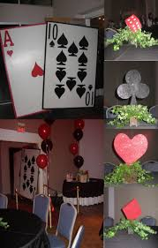 decor new las vegas theme party decorations design decorating