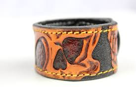 bracelet handmade leather images Leather cuff bracelet handmade leather cuff leather bracelet jpg