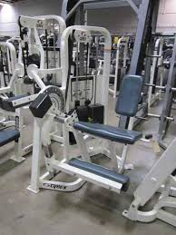 Weights And Bench Package 32 500 Used Gym Equipment Package Of Cybex Vr2 Serviced And Cemco